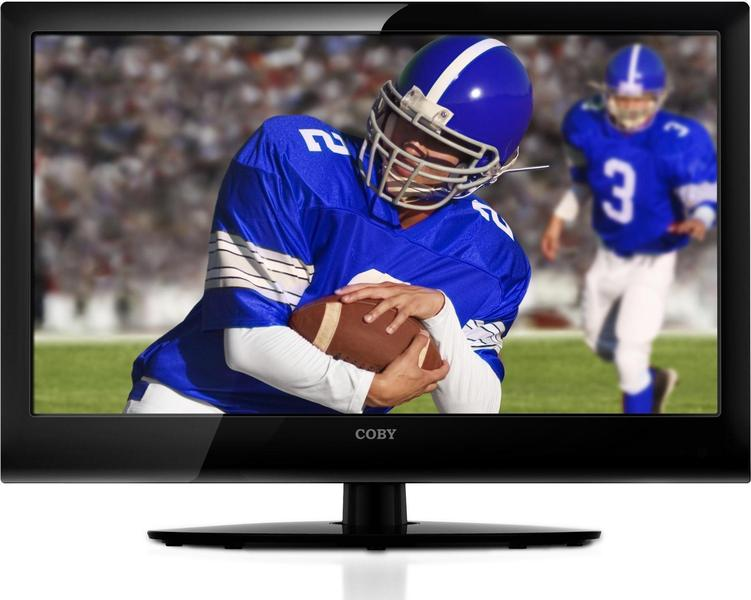 Coby LEDTV2326 front on