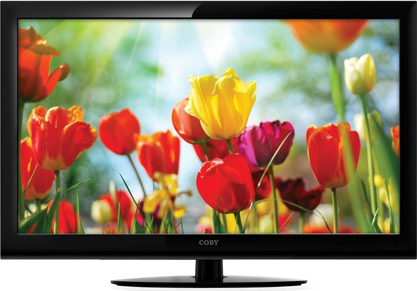Coby LEDTV5536 front on