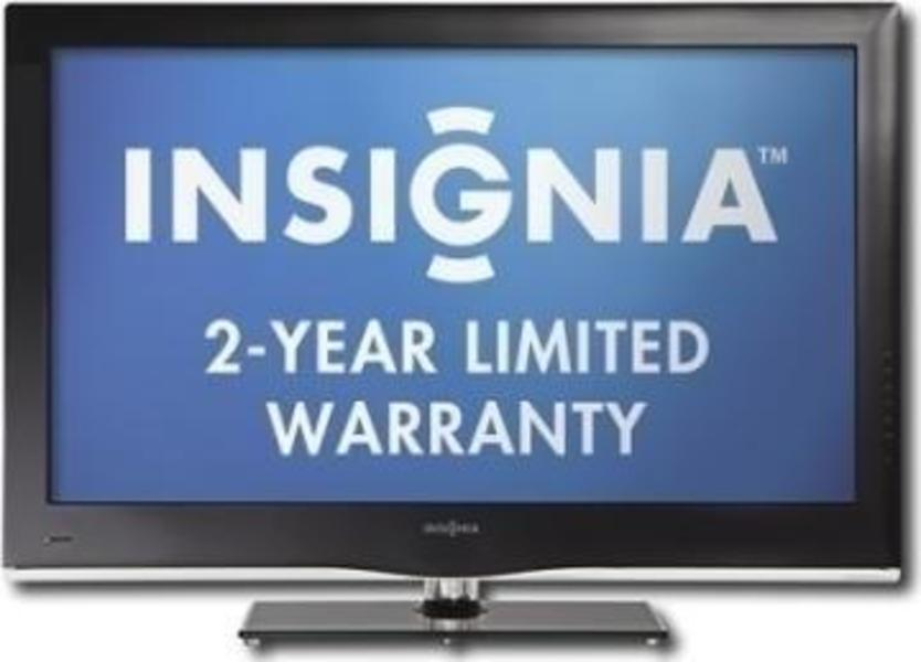 Insignia NS-46L780A12 front on