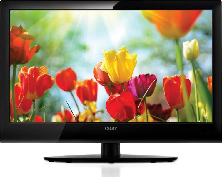 Coby LEDTV2316 front on