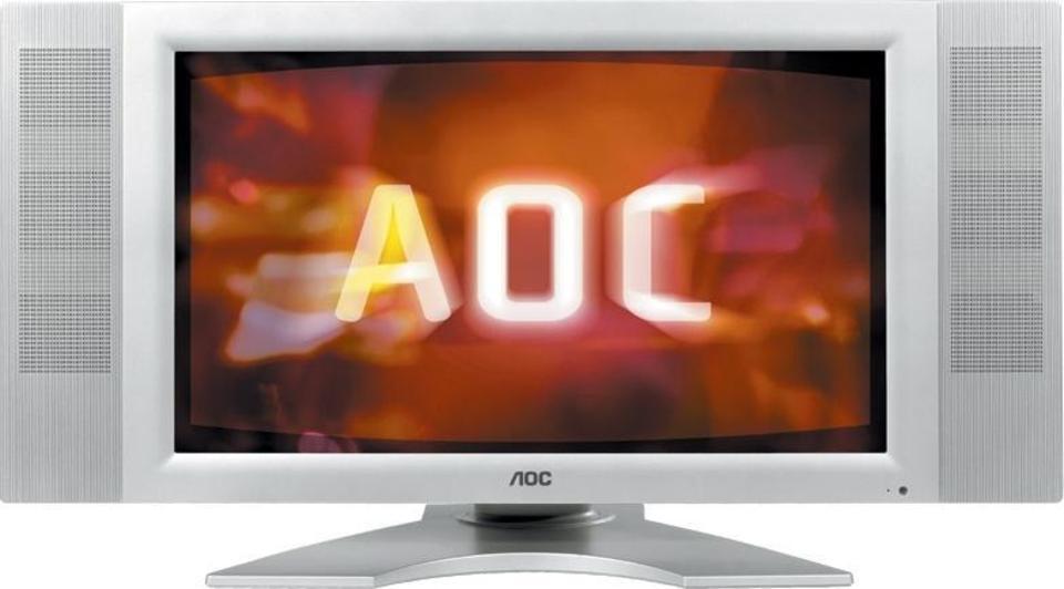 AOC TV2764W-2E front on