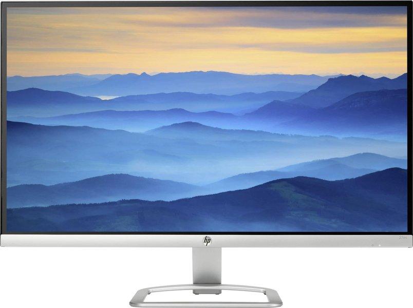 HP 27es monitor