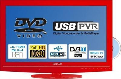 Mascom MC24L44DVDR Telewizor