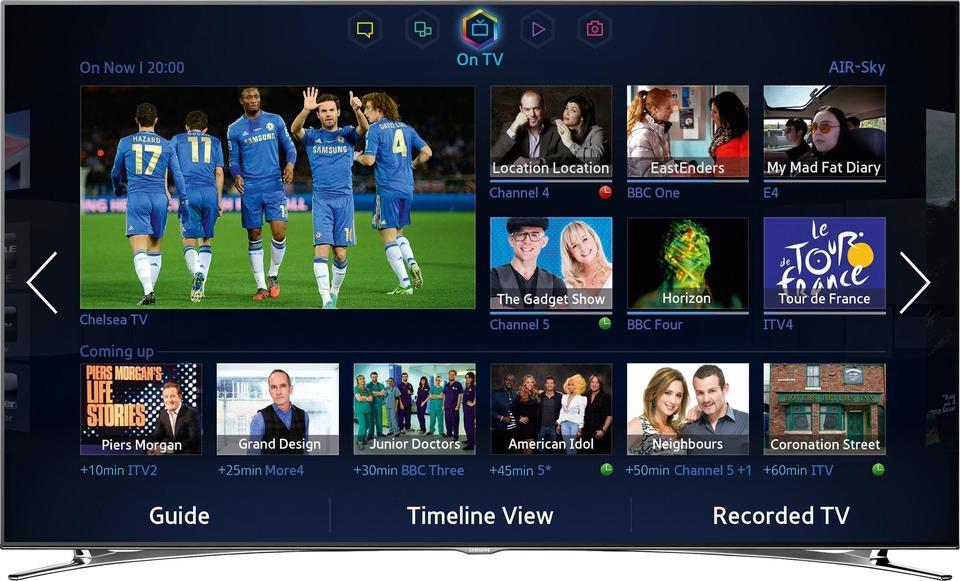 Samsung UE46F8000ST tv