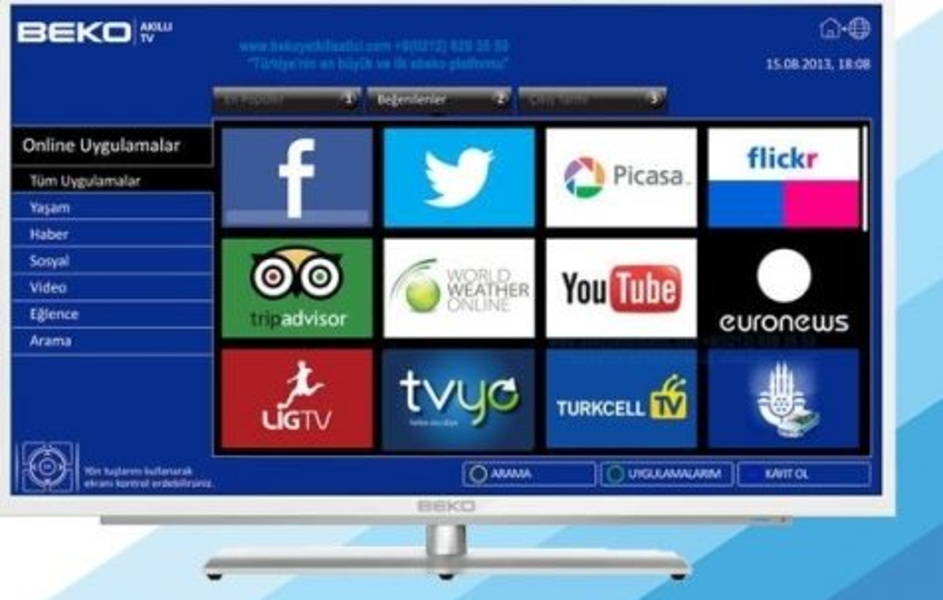 Beko B40-LW-8467 TV