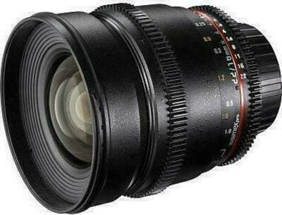 Walimex Pro 16/2.2 VDSLR Lens