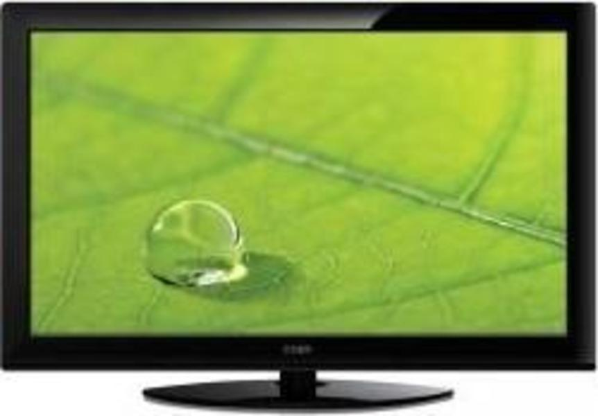 Coby TF-TV4025 front on
