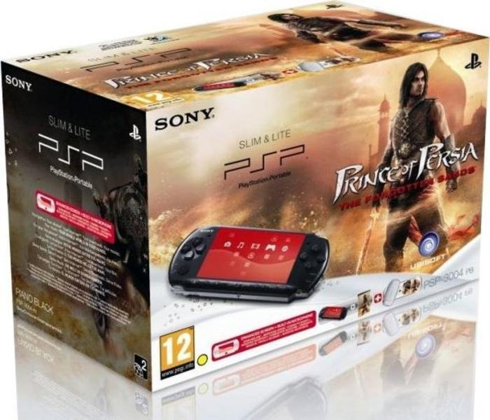 Sony PlayStation Portable 3008 Przenośna konsola do gier