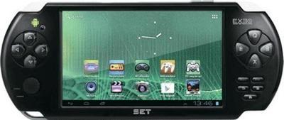 Exeq Set MP-1022 Handheld Konsole