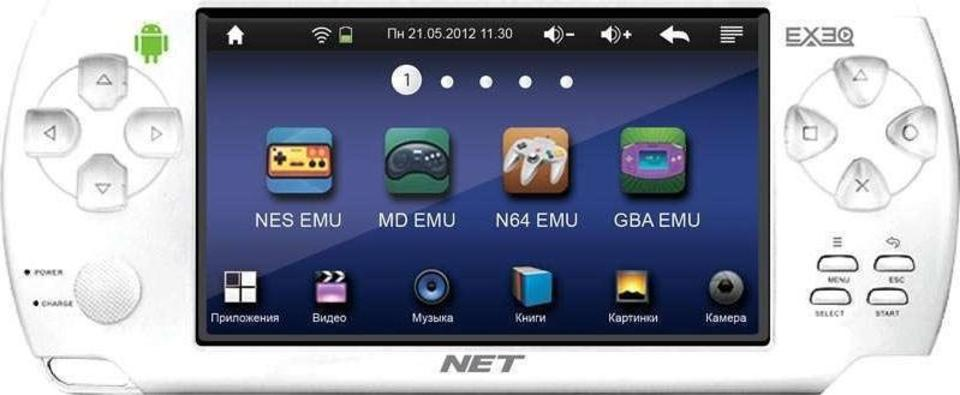 Exeq Net MP-1020 Portable Game Console