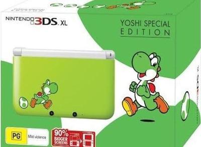 Nintendo 3DS XL - Yoshi Special Edition Handheld Konsole