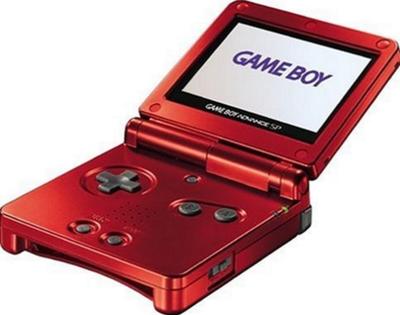 Nintendo Game Boy Advance SP Handheld Konsole