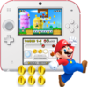 Nintendo 2DS Przenośna konsola do gier