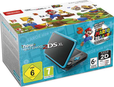 Nintendo 2DS XL Portable Game Console