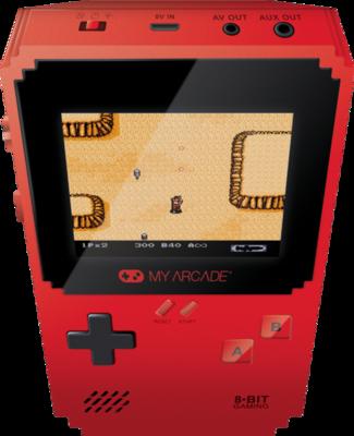 My Arcade Pixel Classic Handheld Konsole