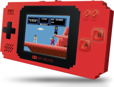 My Arcade Pixel Player Portable Game Console