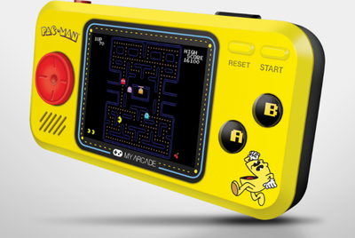 My Arcade Pac-Man Pocket Player Portable Game Console