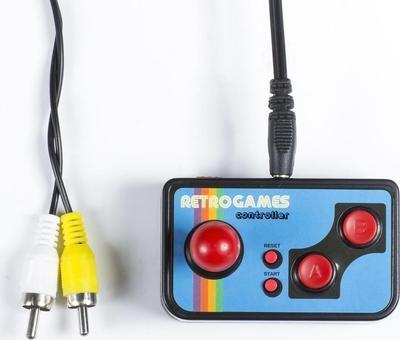 thumbsUp! Retro TV Games Portable Game Console