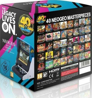 SNK Corporation Neo Geo Mini Portable Game Console