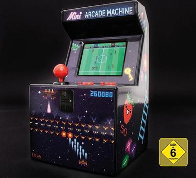 thumbsUp! 240in1 16bit Mini Arcade Machine Portable Game Console