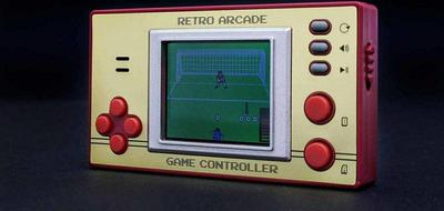 thumbsUp! Retro Pocket Games Handheld Konsole