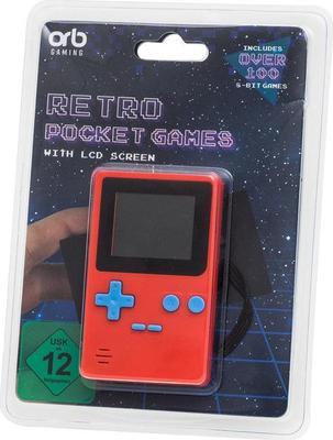 thumbsUp! Retro Portable Handheld Console Przenośna konsola do gier