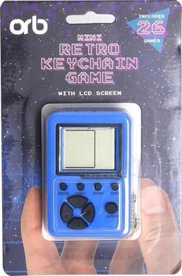 thumbsUp! Mini Retro Keychain Portable Game Console