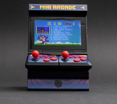 thumbsUp! 300in1 Mini Arcade Machine Portable Game Console