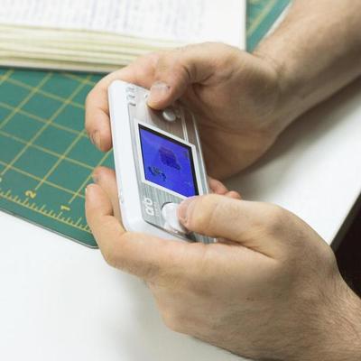 thumbsUp! Retro Handheld Console V2 Portable Game