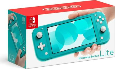 Nintendo Switch Lite Portable Game Console