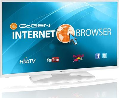 GoGEN TVH 32550 WEBW TV