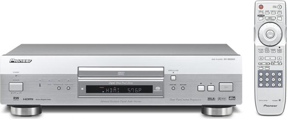 Pioneer DV-868