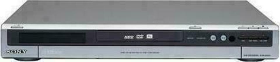 Sony RDR-HX510