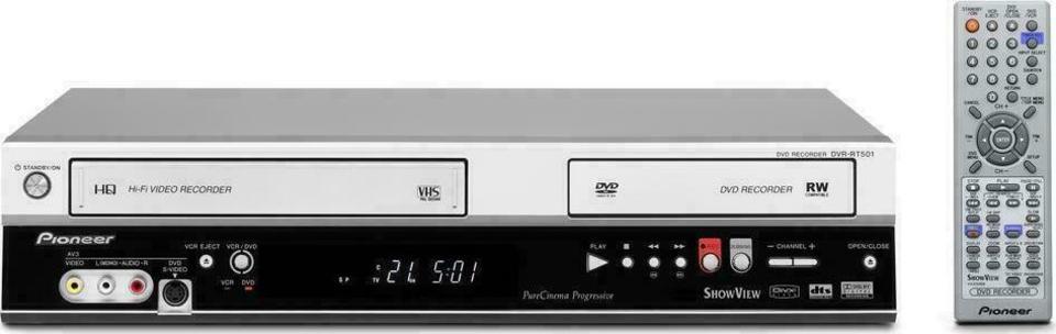 Pioneer DVR-RT501