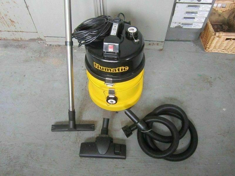 Numatic HZQ200 vacuum cleaner