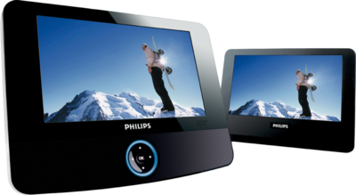 Philips PET726 Blu-Ray Player