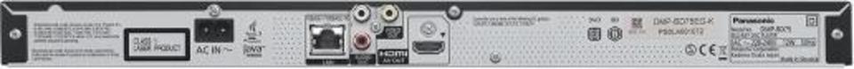 Panasonic DMP-BD75EG