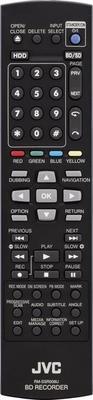 JVC SR-HD1250 Blu-Ray Player
