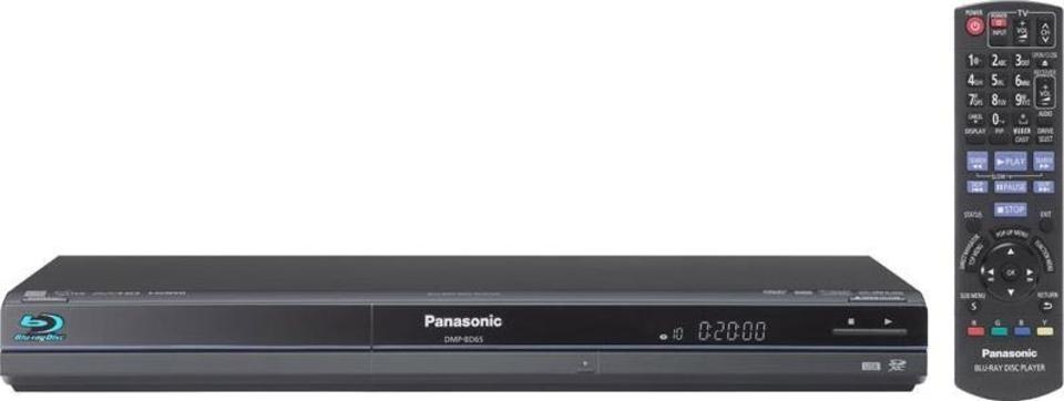 Panasonic DMP-BD85K