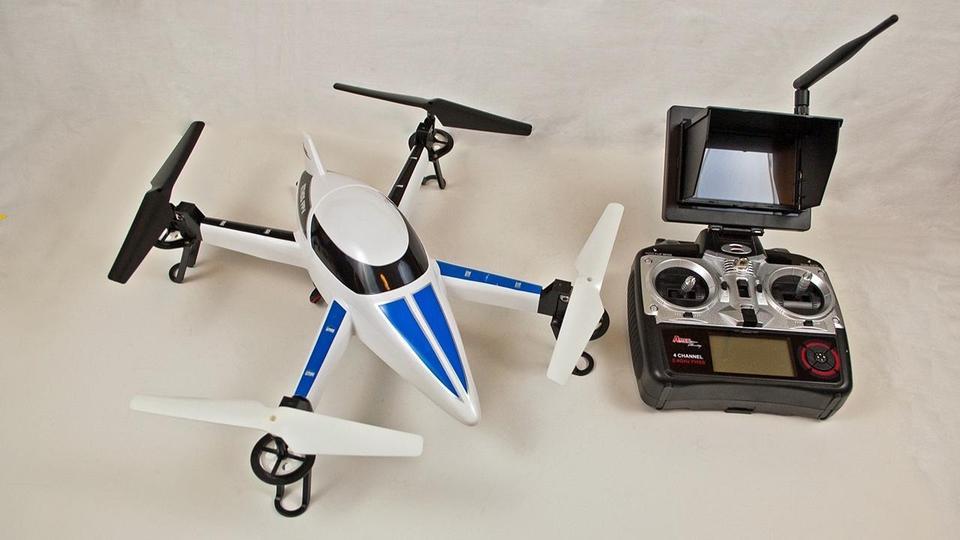 Ares RC Ethos FPV drone