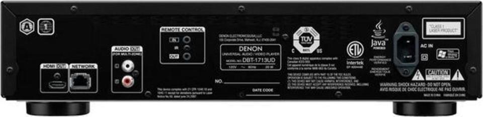 Denon DBT-1713UD