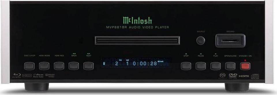 McIntosh MVP881