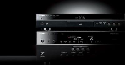 Yamaha BD-S673 Blu-Ray Player