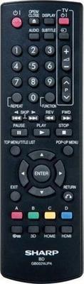 Sharp BD-AMS10S Blu-Ray Player