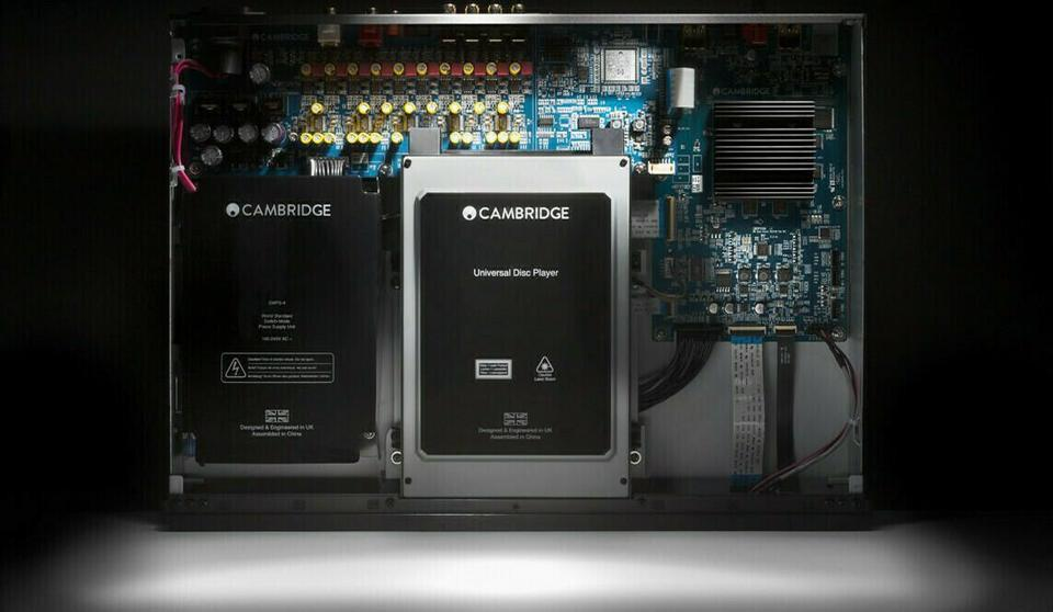 Cambridge Audio CXU Blu-Ray Player