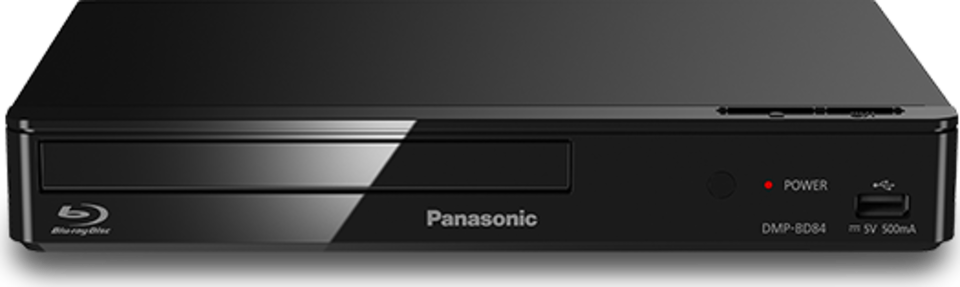 Panasonic DMP-BD84EB
