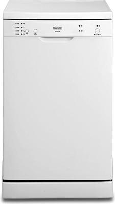 Baumatic BFD40W Dishwasher