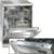 Bomann GSP 628 IX Dishwasher