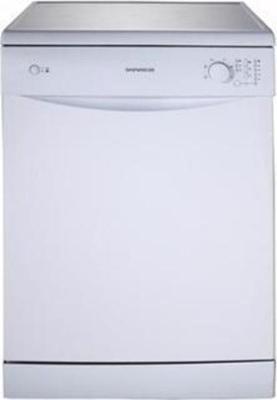 Daewoo DDW-G1211F Dishwasher