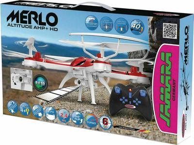 Jamara Merlo Altitude HD AHP+ Quadrocopter (422020) Drone